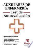 Libro de Auxiliares De Enfermería. Test De Autoevaluación