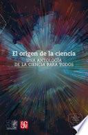 Libro de El Origen De La Ciencia