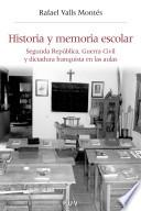 Libro de Historia Y Memoria Escolar