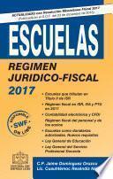 Libro de Escuelas Regimen Juridico Fiscal 2017