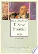 Libro de El Señor Presidente