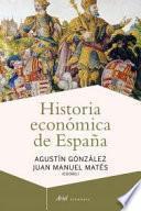 Libro de Historia Económica De España