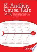 Libro de El Análisis Causa Raíz (acr).