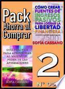 Libro de Pack Ahorra Al Comprar 2 (nº 054)
