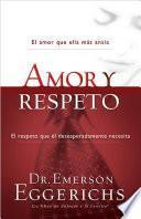 Libro de Amor Y Respeto