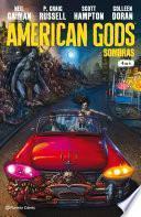 Libro de American Gods Sombras