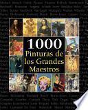 Libro de 1000 Pinturas De Los Grandes Maestros