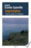 Libro de Impromptus