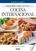 Libro de Las Mejores Recetas De La Cocina Internacional
