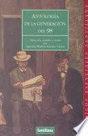 Libro de Antología De La Generación Del 98