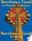 Libro de Barcelona Y Gaudí