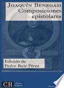 Libro de Composiciones Epistolares