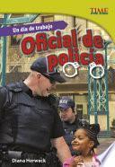 Libro de Un Día De Trabajo Oficial De Policía