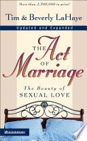 Libro de The Act Of Marriage
