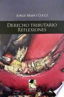 Libro de Derecho Tributario. Reflexiones
