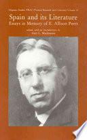 Libro de Spain And Its Literature