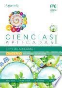 Libro de Cuaderno De Trabajo. Ciencias Aplicadas I Ciencias Aplicadas I