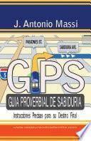 Libro de Gps Guía Proverbial De Sabiduría