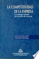 Libro de La Competitividad De La Empresa