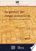 Libro de La Gestión Del Riesgo Operacional