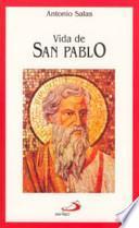 Libro de Vida De San Pablo