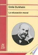 Libro de La Educación Moral