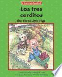 Libro de Los Tres Cerditos / The Three Little Pigs