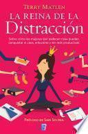 Libro de La Reina De La Distracción