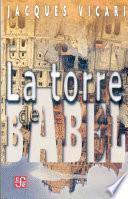 Libro de La Torre De Babel