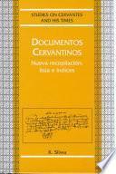 Libro de Documentos Cervantinos