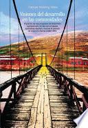 Libro de Visiones Del Desarrollo En Las Comunidades