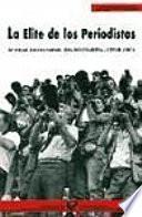 Libro de La élite De Los Periodistas