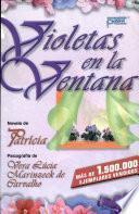 Libro de Violetas En La Ventana
