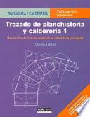 Libro de Trazado De Planchistería Y Calderería, 1