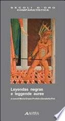 Libro de Leyendas Negras E Leggende Auree. Ediz. Italiana E Spagnola