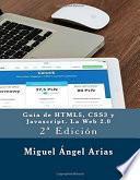 Libro de Guía De Html5, Css3, Y Javascript. La Web 2.0
