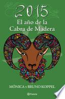 Libro de 2015 El Año De La Cabra De Madera