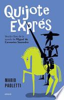Libro de Quijote Express
