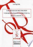 Libro de Los Revocos Decorados Y Esgrafiados En La Provincia De Salamanca.