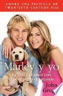 Libro de Marley Y Yo