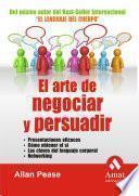 Libro de El Arte De Negociar Y Persuadir,