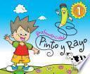 Libro de Pinto Y Rayo 1. Grafomotricidad