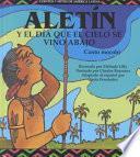 Libro de Aletin Y El Dia Que El Cielo Se Vino Abajo