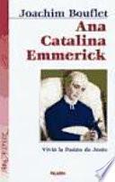 Libro de Ana Catalina Emmerick