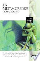 Libro de La Metamorfosis