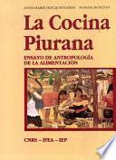 Libro de La Cocina Piurana