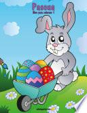 Libro de Pascua Libro Para Colorear 1