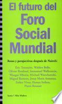 Libro de El Futuro Del Foro Social Mundial