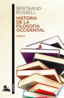Libro de Historia De La Filosofía Occidental Ii