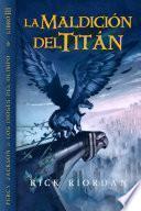 Libro de La Maldición Del Titán
